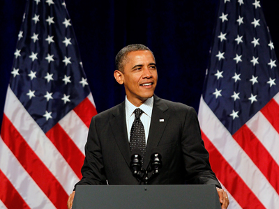 Barack Obama has won the 2012 presidential election